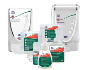 Deb stoko InstantFOAM® Alcohol Hand Sanitiser