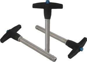 KIPP Ball Lock Pins T-Grip K0366 fairlane carrlane