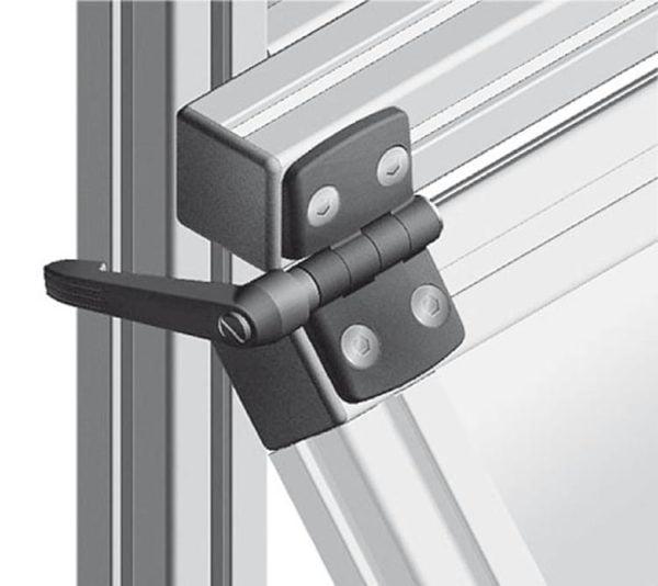 kipp locking lever