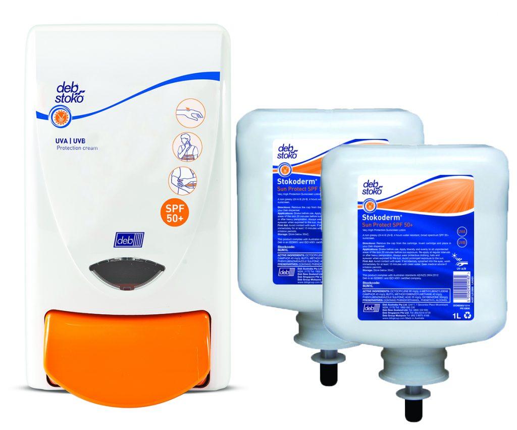 Deb Stoko Stokoderm® Sun Protect Cream SPF50+ Starter Pack