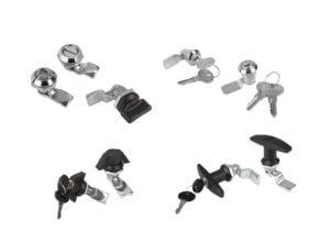 KIPP Quarter-turn locks, compression latches
