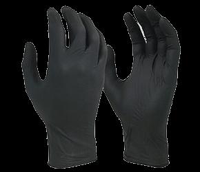 black shield heavy duty gloves