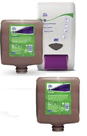 deb stoko solopol classic starter pack wall dispenser